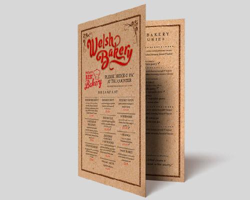 print restaurant menu inverness highlands scotland uk